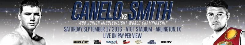 Image result for canelo vs smith