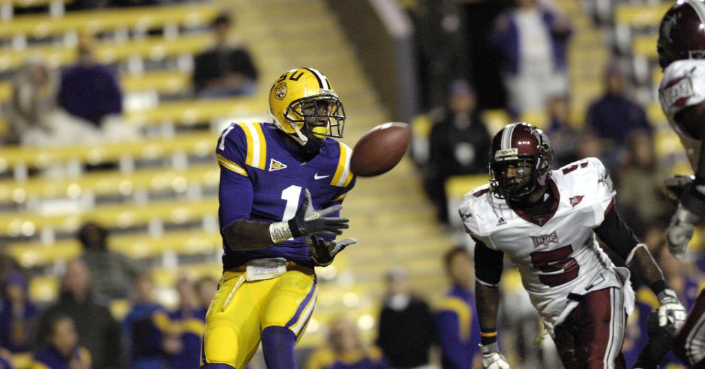 Trojan History: Remembering LSU's Epic Comeback versus Troy in 2008 - And The Valley Shook
