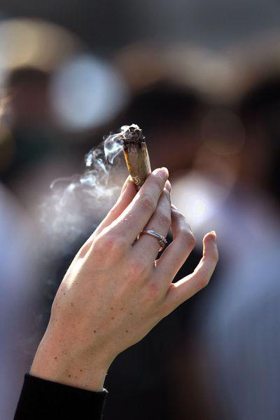 marijuana joint Colorado
