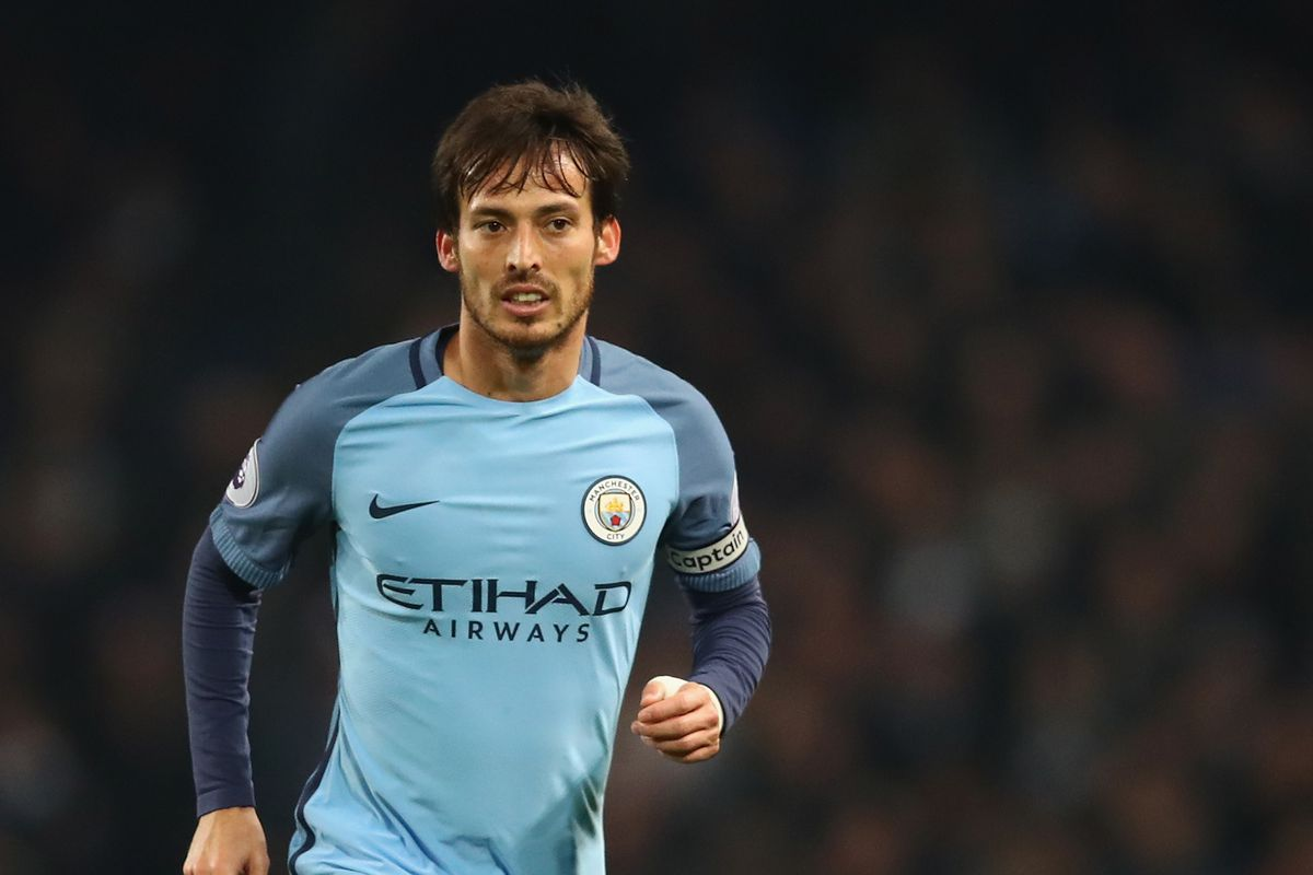 Image result for david silva 2017