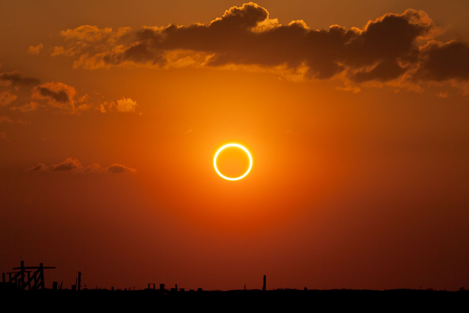 How to watch the spectacular annular solar eclipse on September 1st