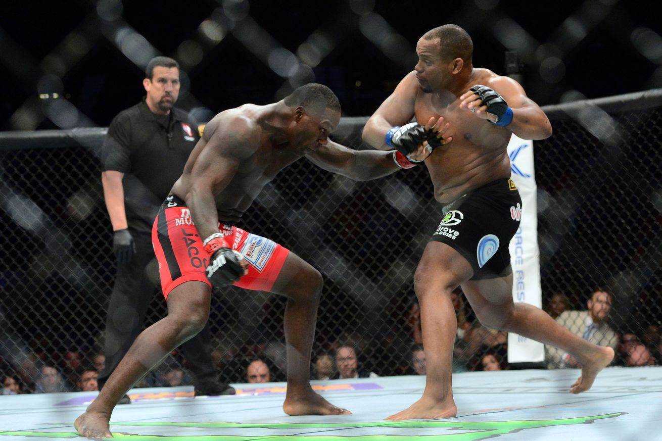 community news, Daniel Cormier: Anthony Johnson is a Tyson esque bully who wont do well when you stand up to him