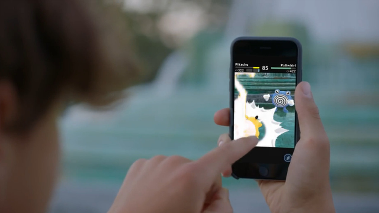 Players hunting Pokemon hurt by real-life obstacles