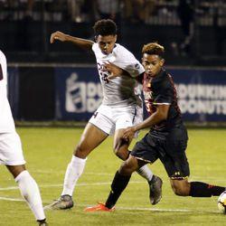 Maryland Terrapins vs UConn Huskies men's soccer