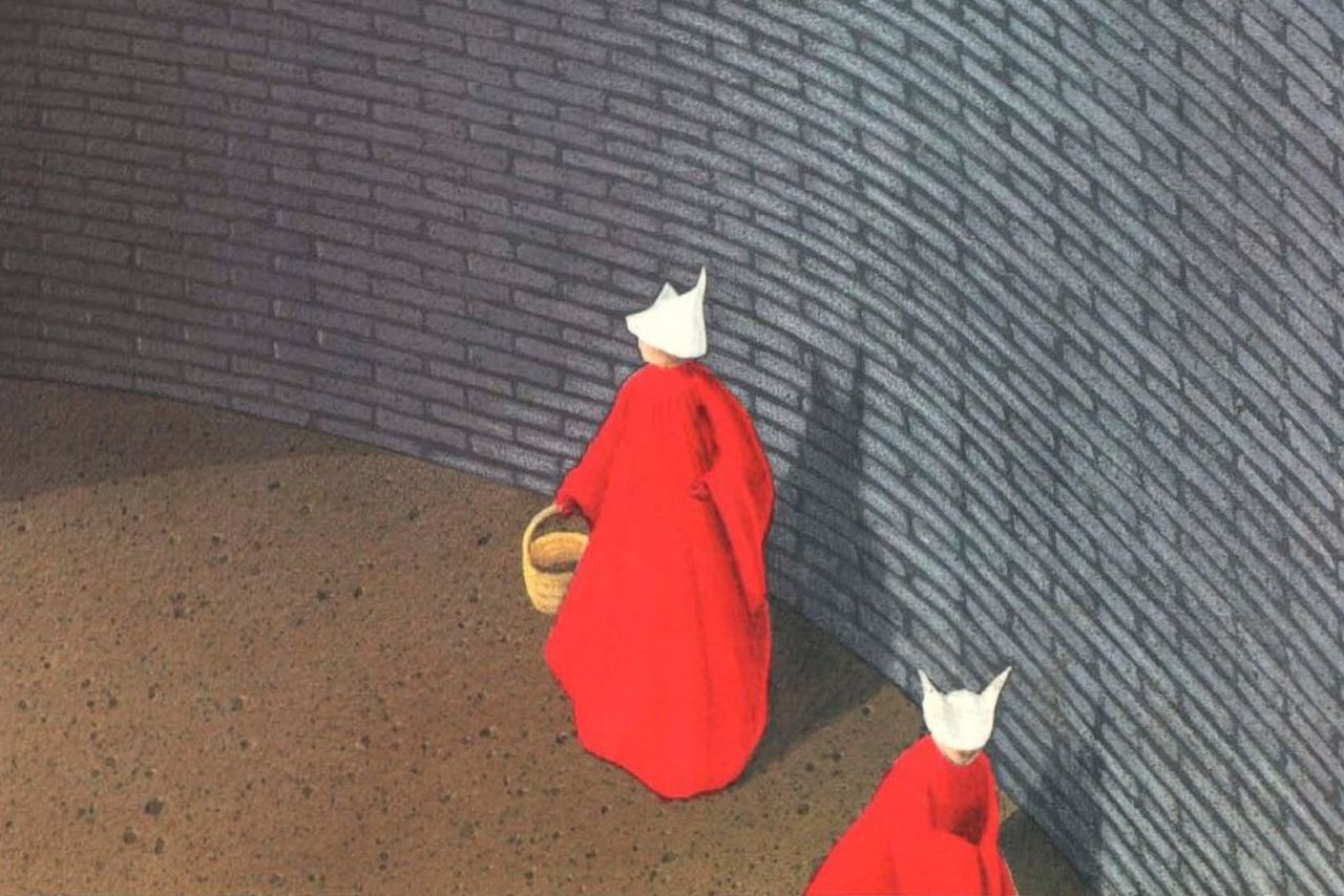 The handmaid s tale by margaret atwood stories of a non for The atwood