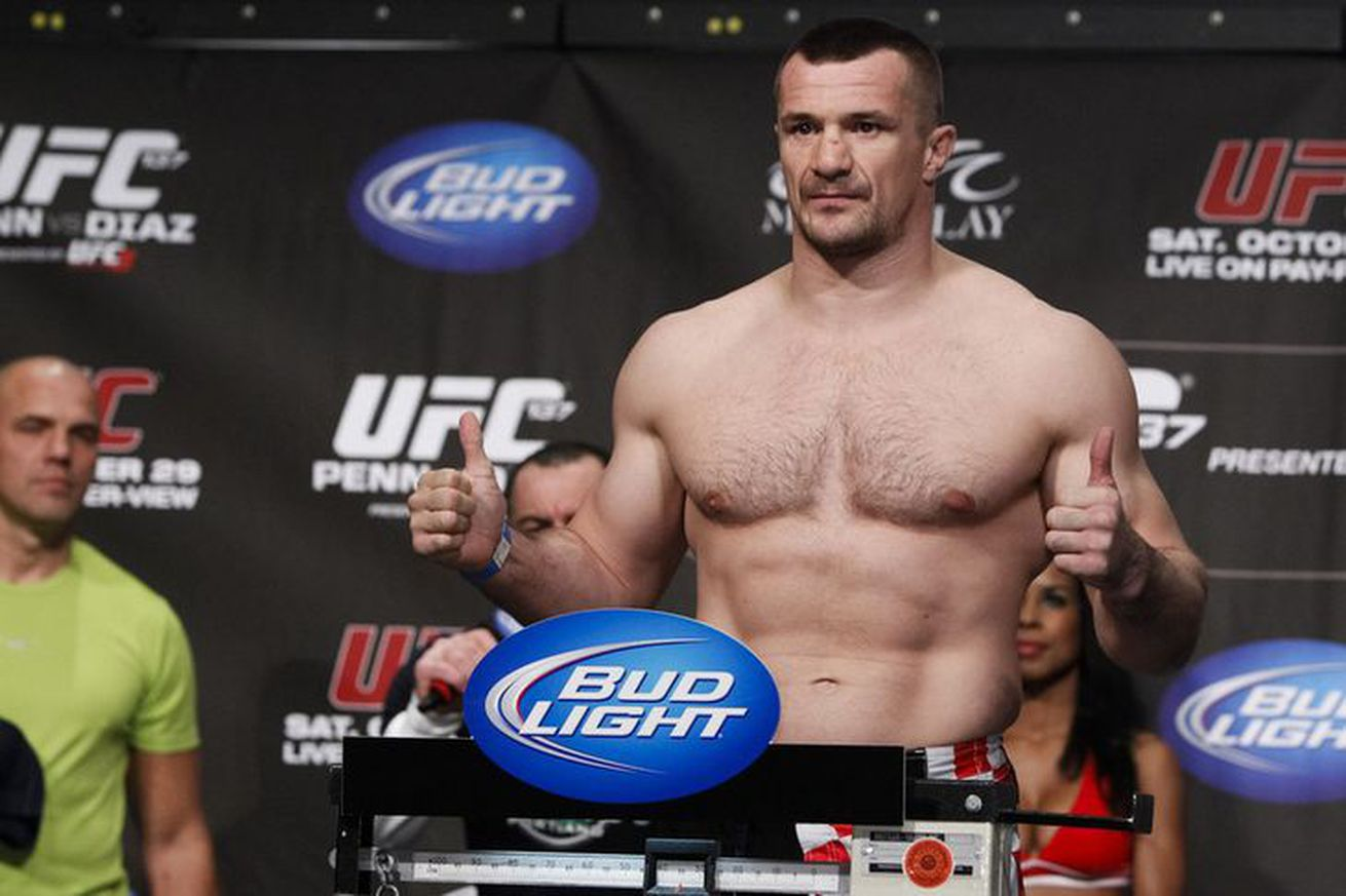After announcing retirement from MMA, Mirko Cro Cop doesn't rule out farewell fight