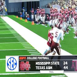 The Armani pick that sealed it when MSU attempted a comeback