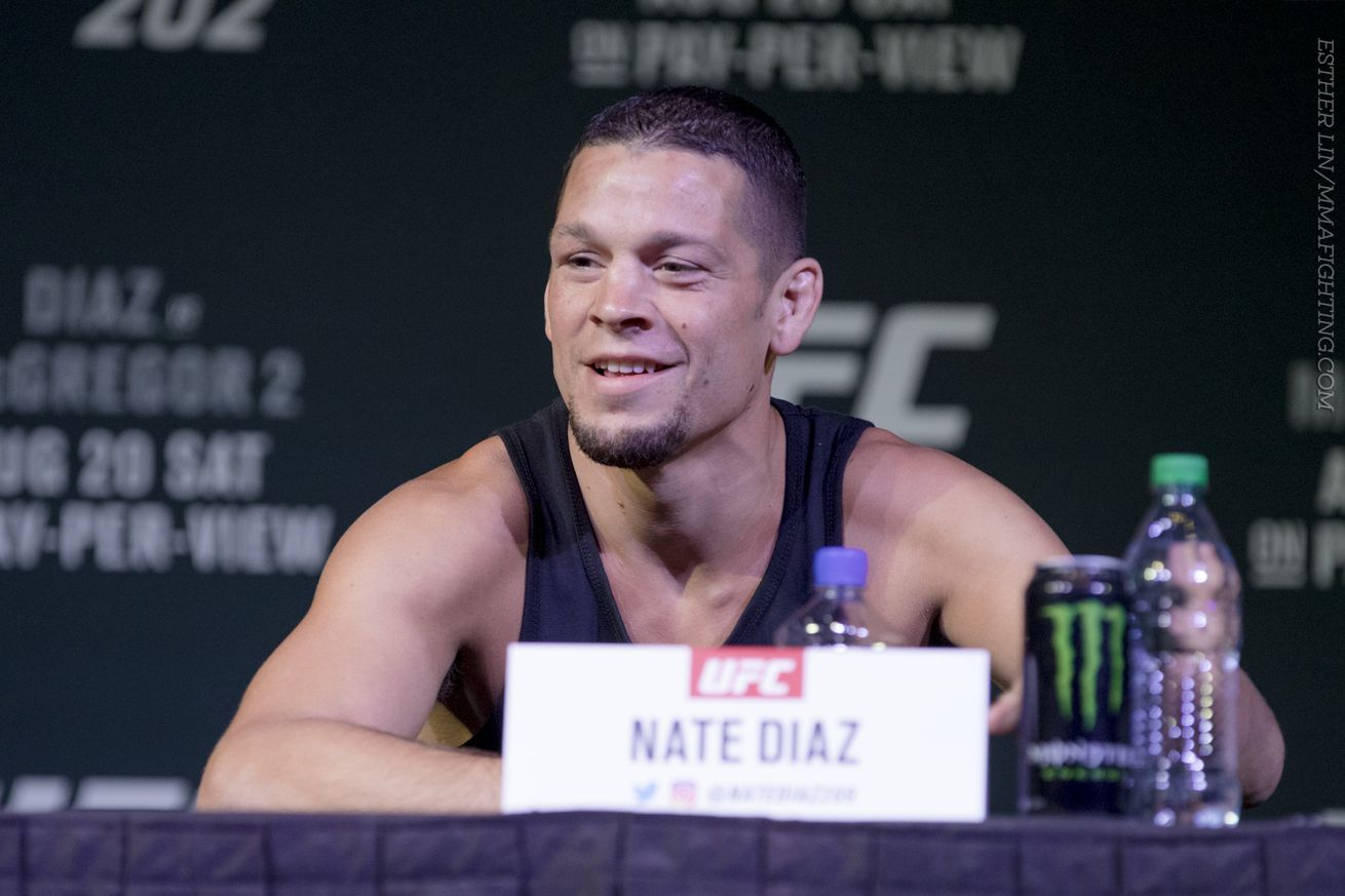 community news, Nevada commission schedules re hearing for Nate Diaz UFC 202 press conference incident