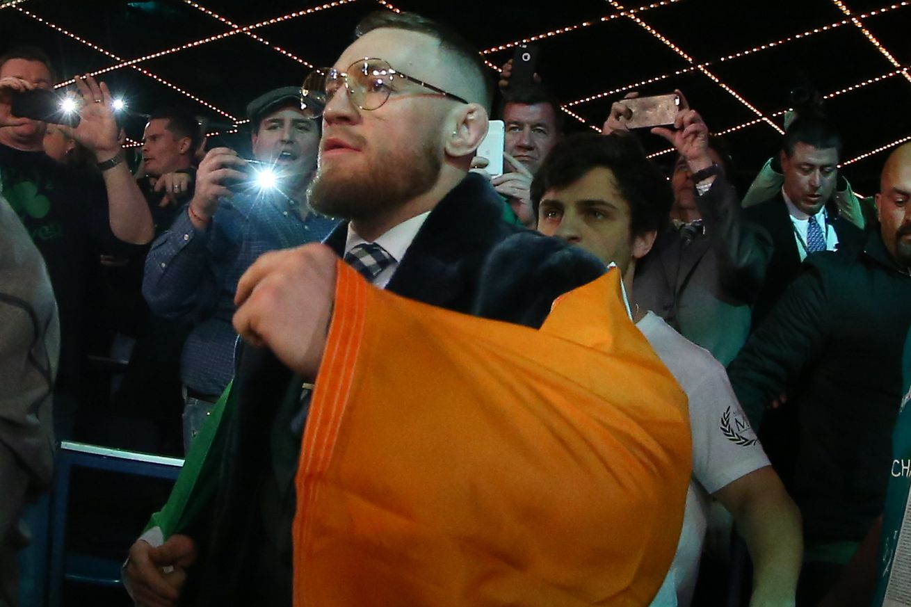 community news, Conor McGregor targeting September for Floyd Mayweather superfight, says 'that's what the word is'