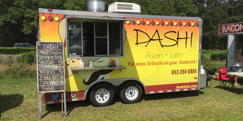 15 Essential Food Trucks To Find In Charleston Eater