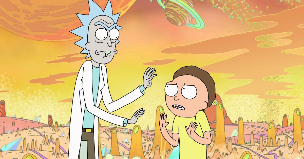 Rick & Morty Season 3 Stream