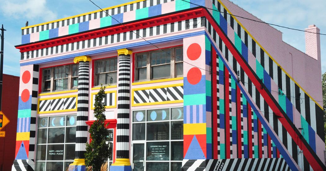 Camille Walala Transforms Old Ohio Bank In Cleveland Ohio Iphone Wallpapers Free Beautiful  HD Wallpapers, Images Over 1000+ [getprihce.gq]