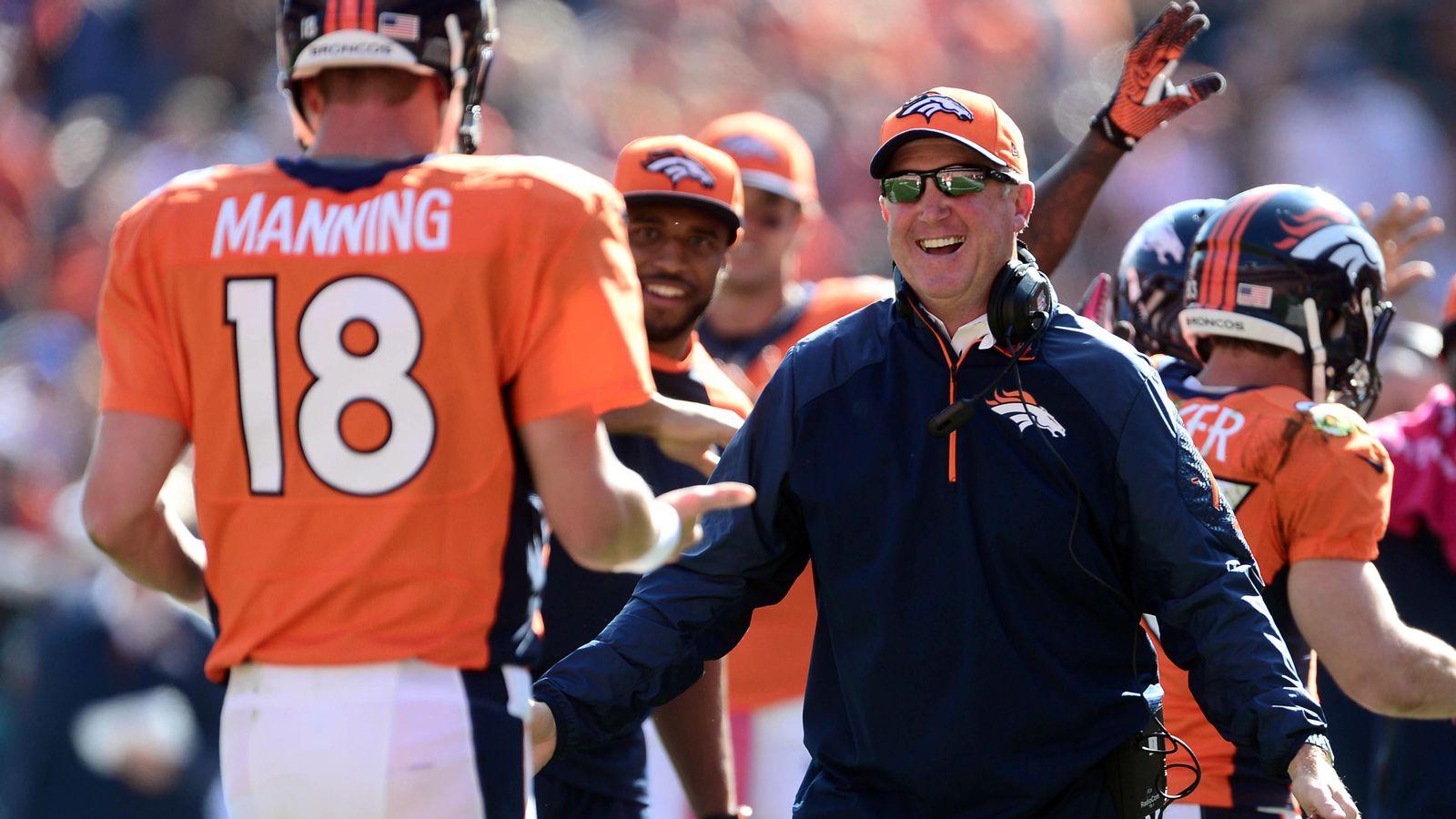 Wes Welker Denver Broncos Aggressive Speed T-Shirt - Orange