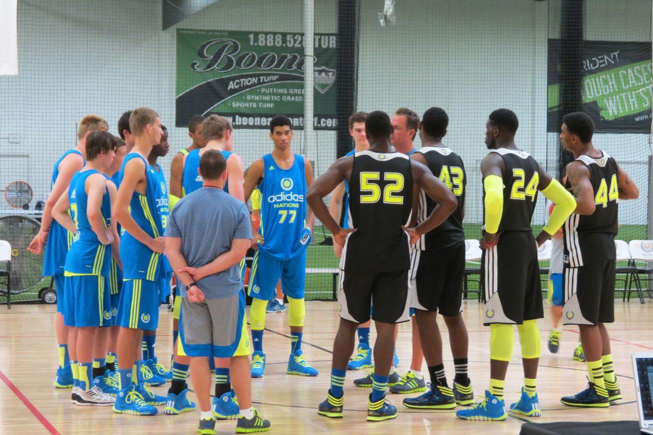 adidas nation basketball camp 2014