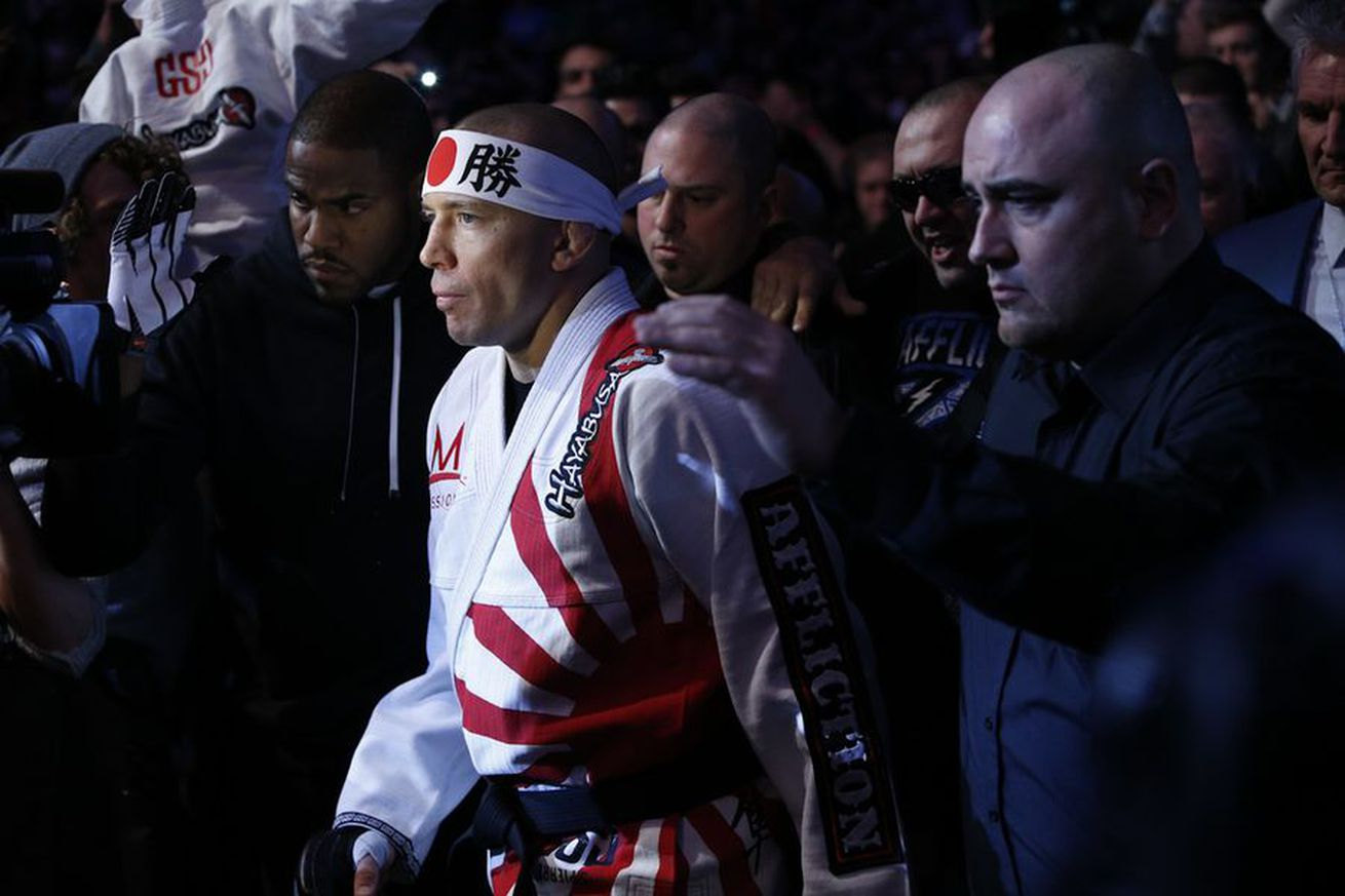 community news, Fightweets: Is Georges St Pierre risking his legacy with his return?