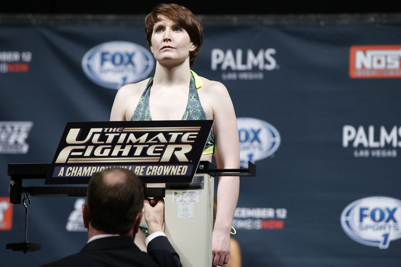 community news, Aisling Daly injured, out of UFC Fight Night 93 fight with Michelle Waterson