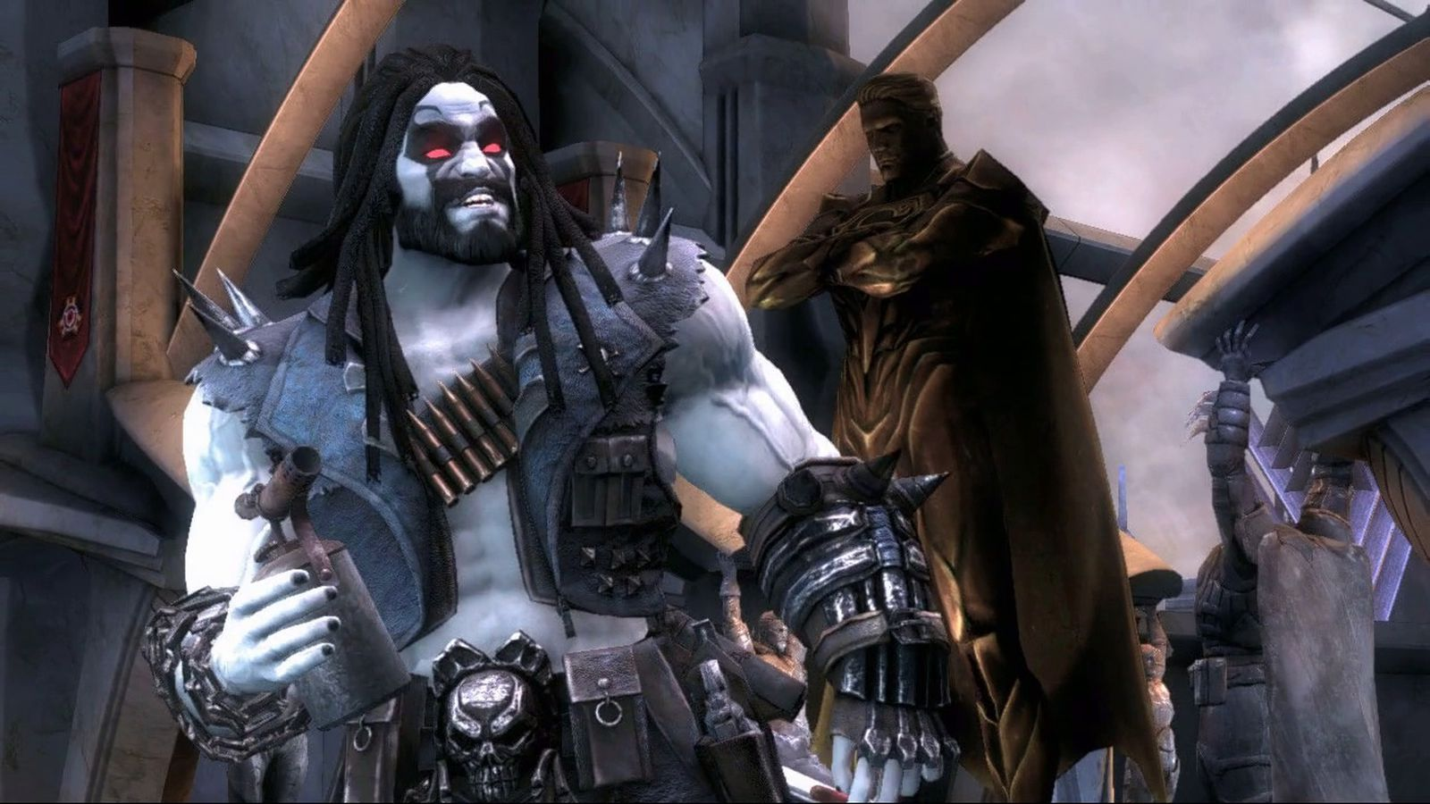injustice gods among us dlc character lobo available may 7 polygon. Black Bedroom Furniture Sets. Home Design Ideas