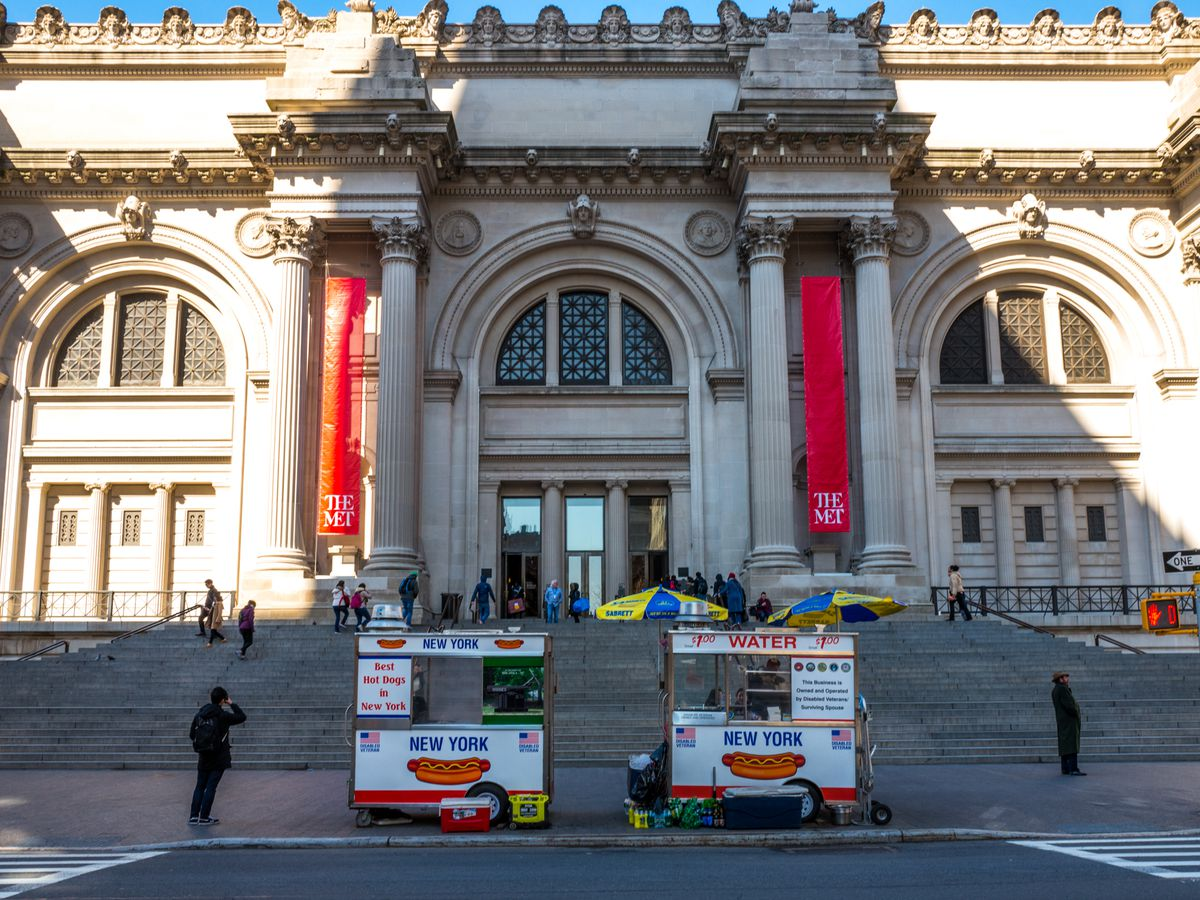 An Eater S Guide To New York City Ny Members Dining Room At Metropolitan Museum Of