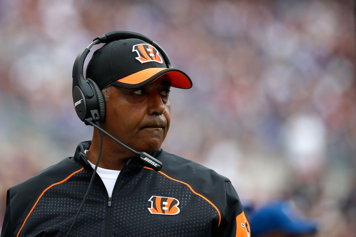 Marvin Lewis ironically thinks TD celebration rule is bad example for youth