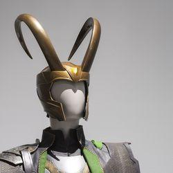Loki's headpiece.