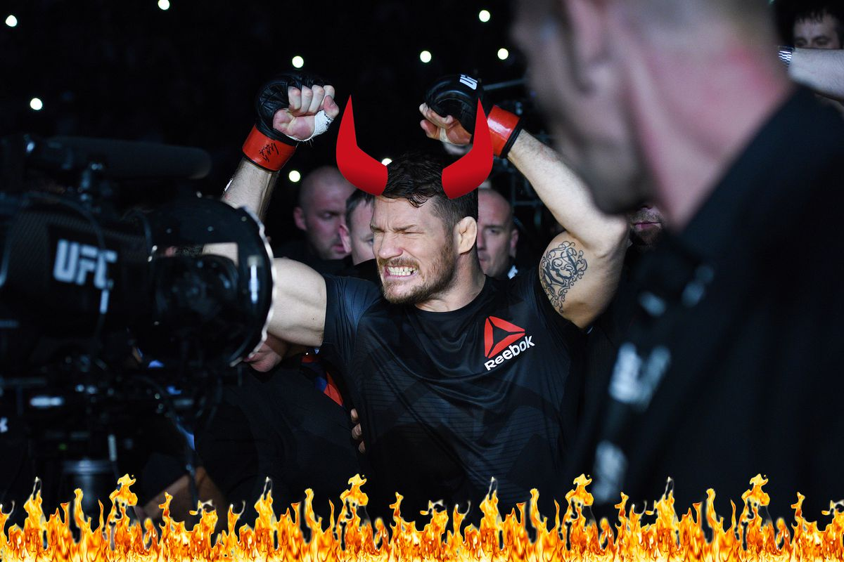 Michael Bisping Blasts His Critics, While Conor McGregor Walks on Water