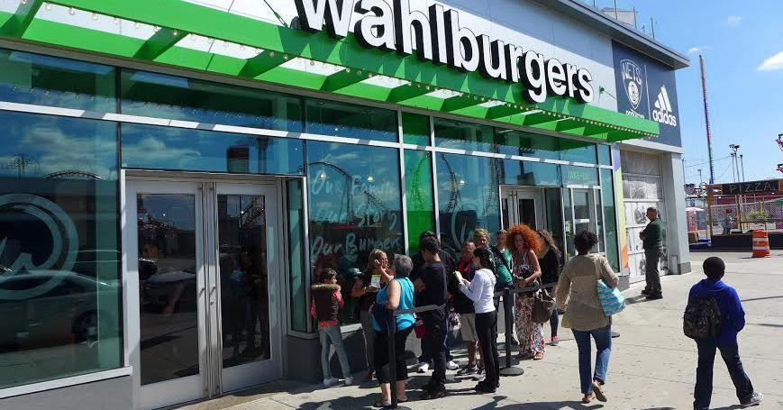 Wahlburgers Coney Island Closing