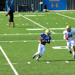 2017 UCLA Football Fall Camp Practice #5 8/6/17
