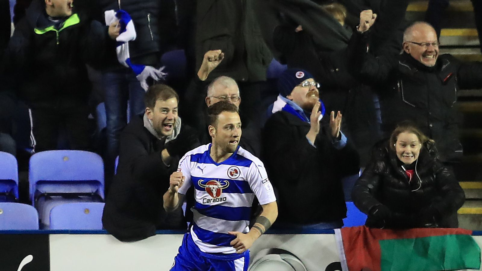 Roy Beerens: My Reading FC Player Of The Month For February - The Tilehurst End