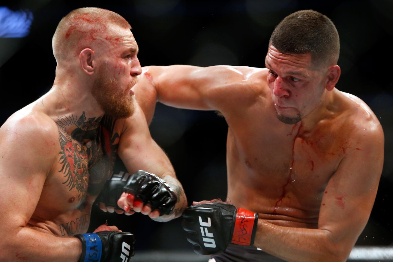 community news, Conor McGregor vs Nate Diaz 2 full fight video highlights from UFC 202 last night