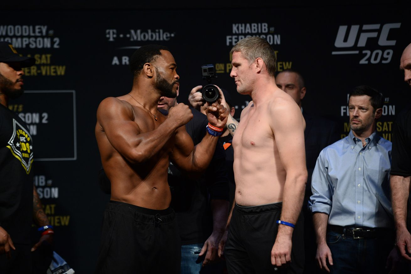UFC 209 results: Gritty Daniel Kelly spoils Rashad Evans' Middleweight debut with split decision win