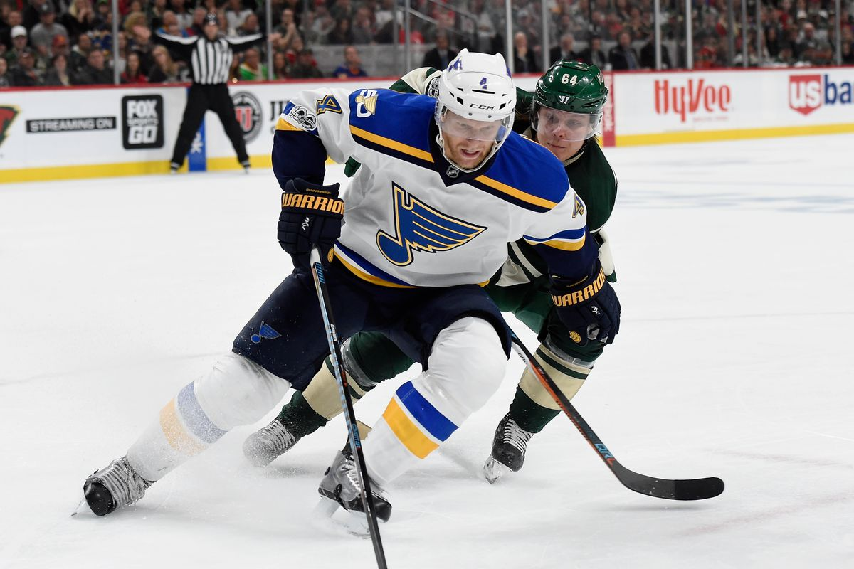 Blues Prepare for Wild and Game 3 of their Playoff Series