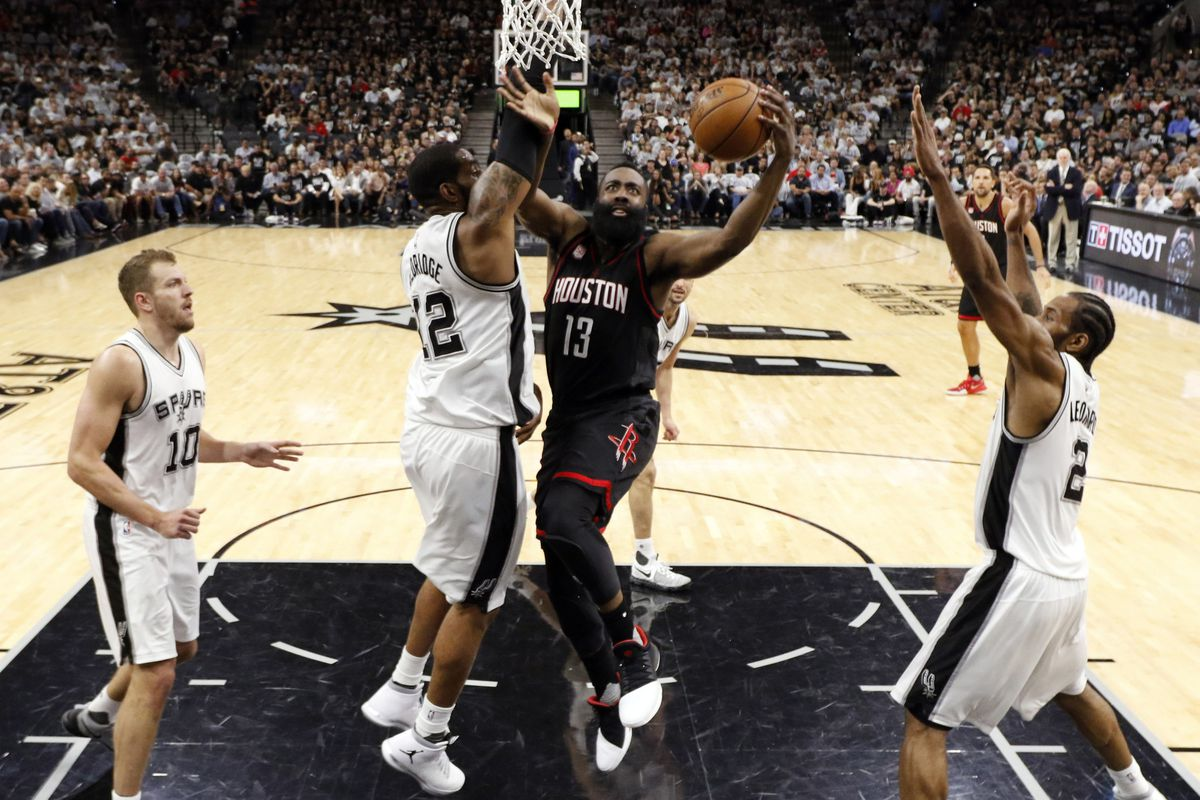 Game 5 pivotal for Rockets, Spurs