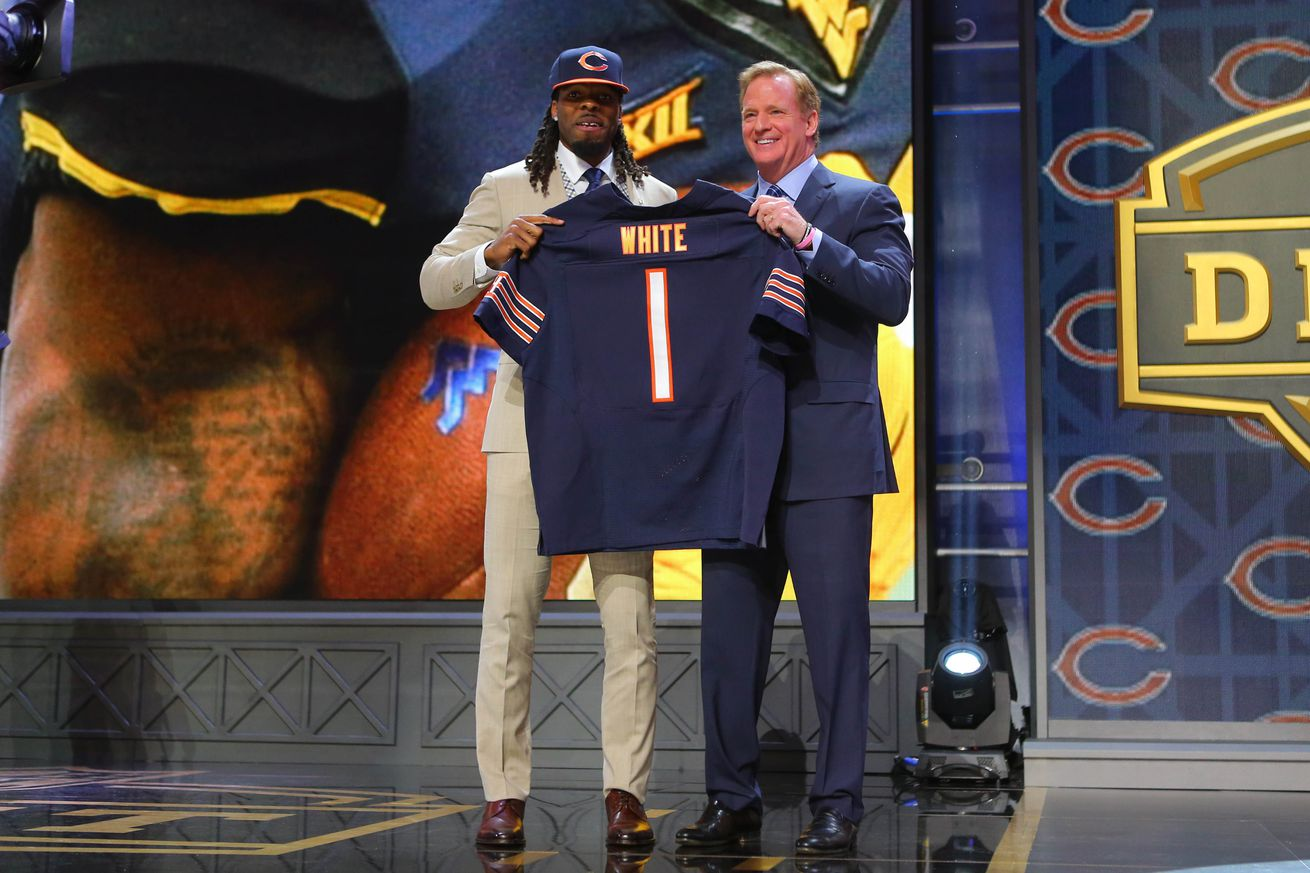 nfl LIMITED Chicago Bears Kevin White Jerseys