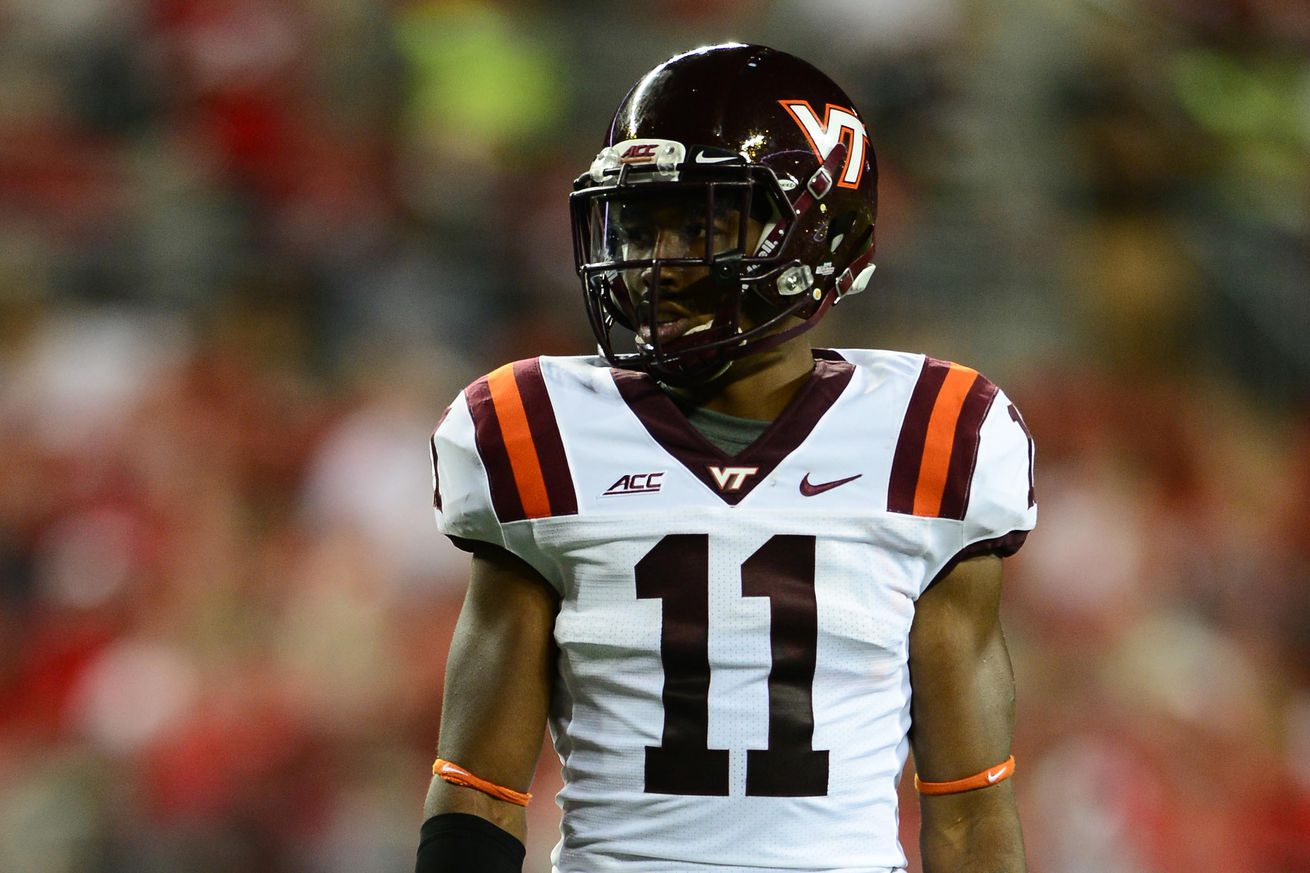 ESPN's Mel Kiper Jr. Mock Draft has the Pittsburgh Steelers taking a CB with their first pick