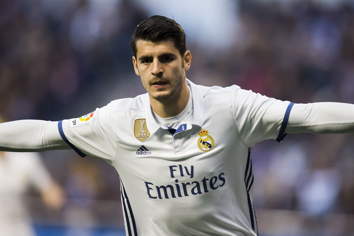 Alvaro Morata in high demand