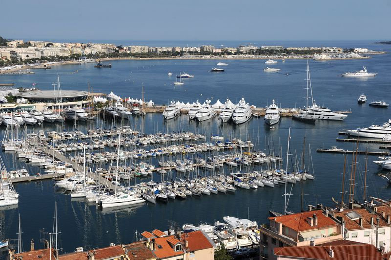64th Annual Cannes Film Festival - Atmosphere and Preparations