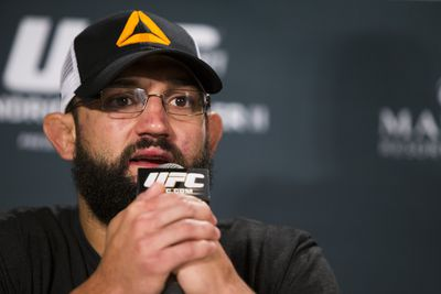 Johny Hendricks open to seeking help for weight: 'I don't know everything, obviously'