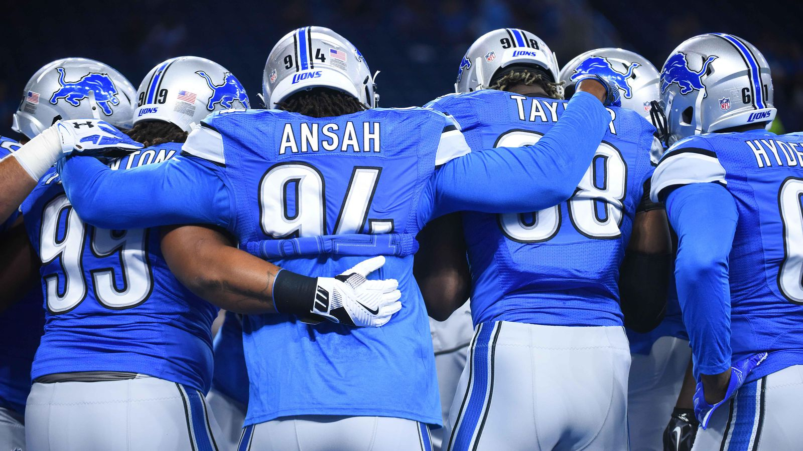 organizational assessment of the detroit lions Detroit -- the detroit lions organization has been hard at work prepping ford field for a new look in time for the 2017 season, but it decided to put those plans on.