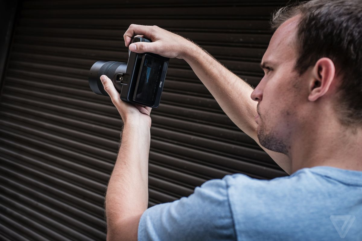 Lytro Plans To Bring Its Unique Camera Technology To Video And Virtual  Reality, Giving The