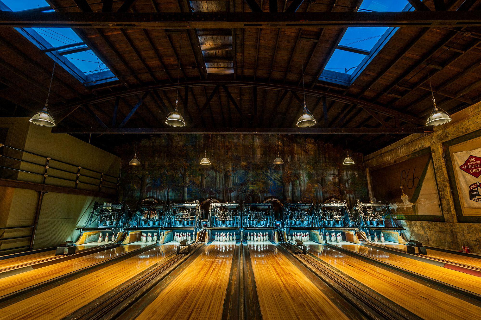 Highland Park Bowl Is A Stunning Masterwork Of