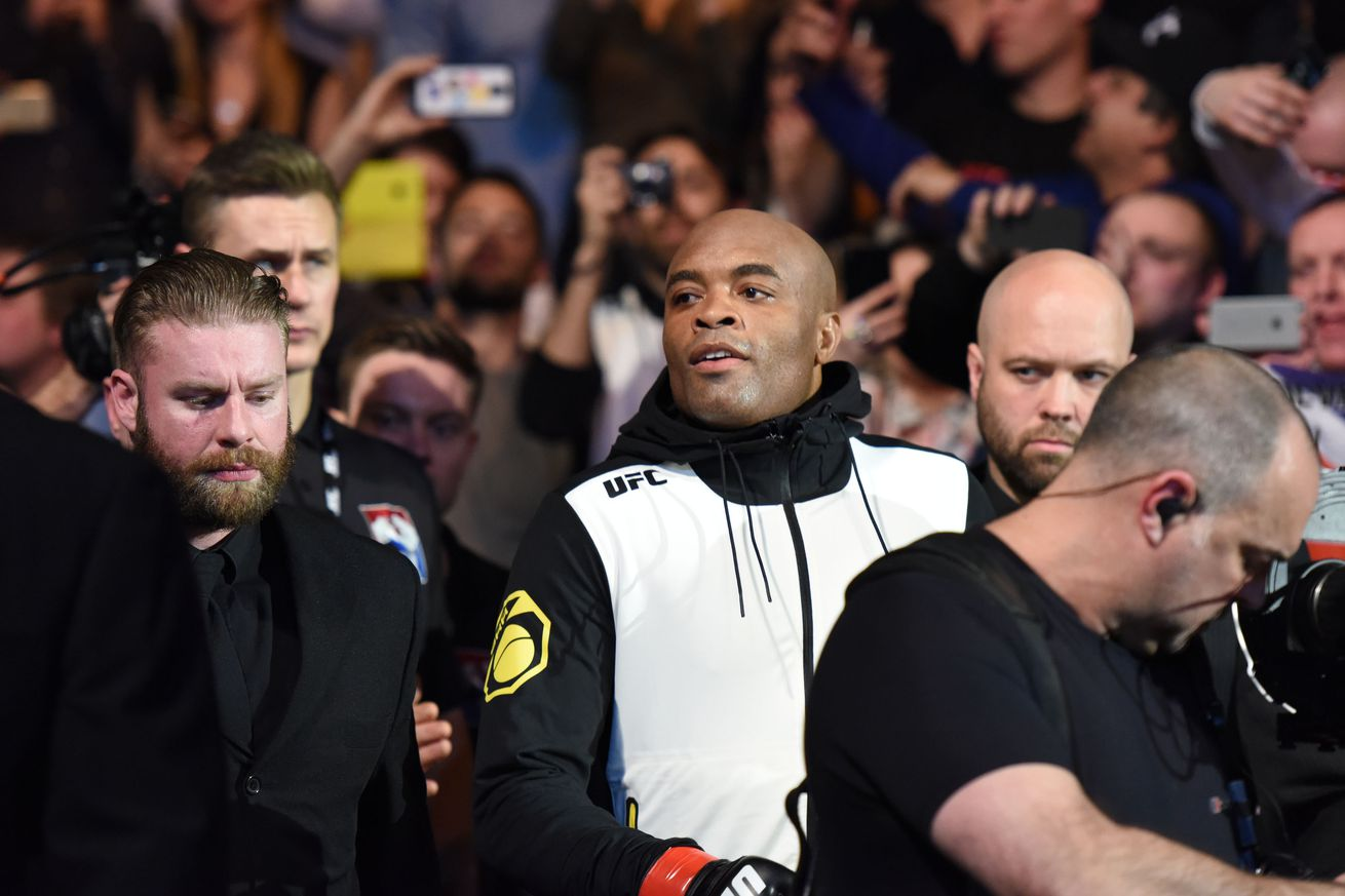 UFC 208: 'Pressure free' Anderson Silva has conquered everything, now wants to have fun ... win an Oscar?