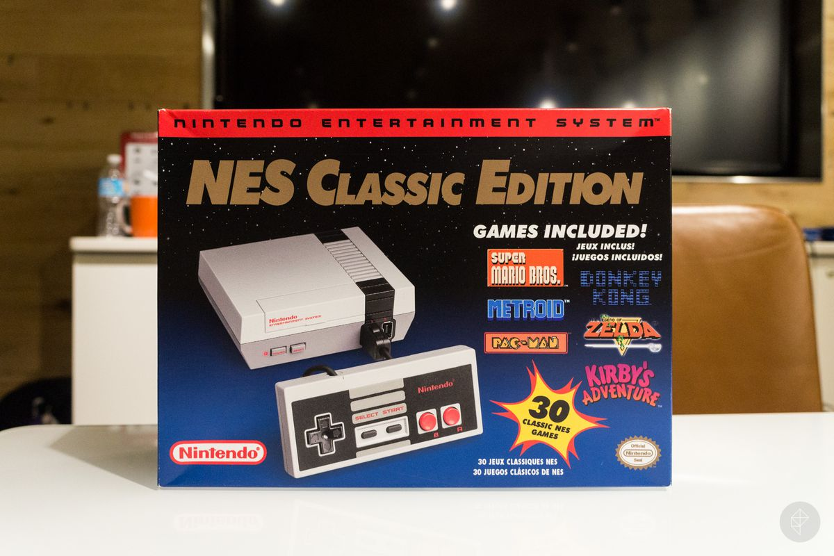 Nintendo says 2.3 million people somehow grabbed an NES Classic