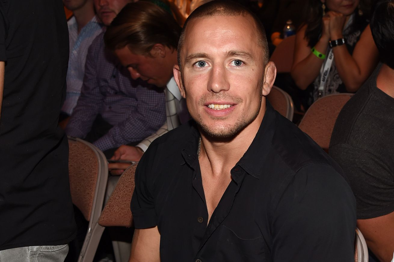 community news, UFC announces Georges St Pierre vs Michael Bisping middleweight title fight