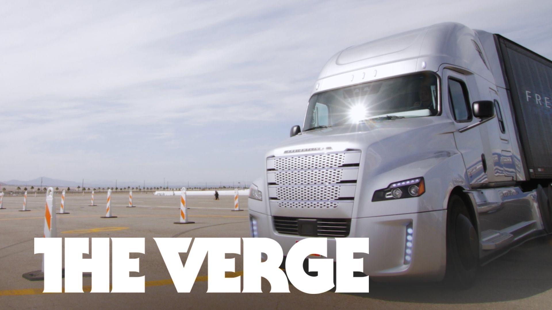 Uber S Self Driving Truck Company Just Completed Its First Shipment 50 000 Cans Of Budweiser The Verge
