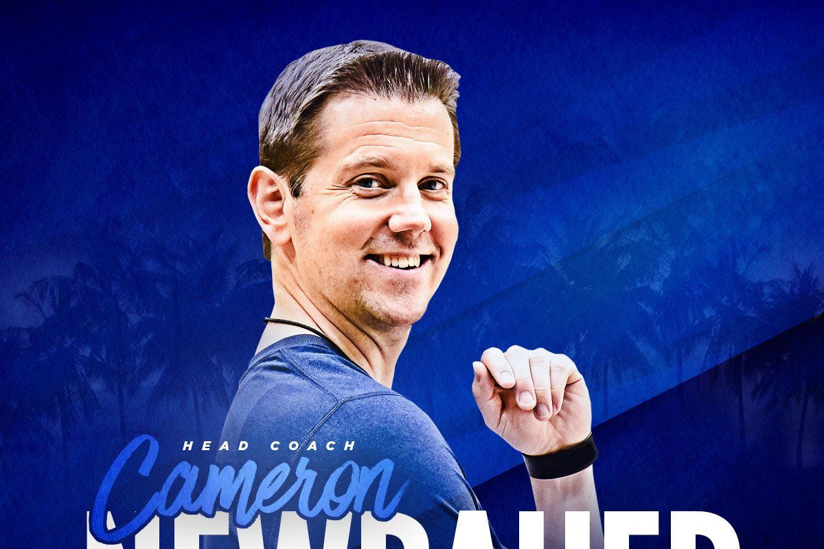 Florida hires Belmont's Cameron Newbauer to same position