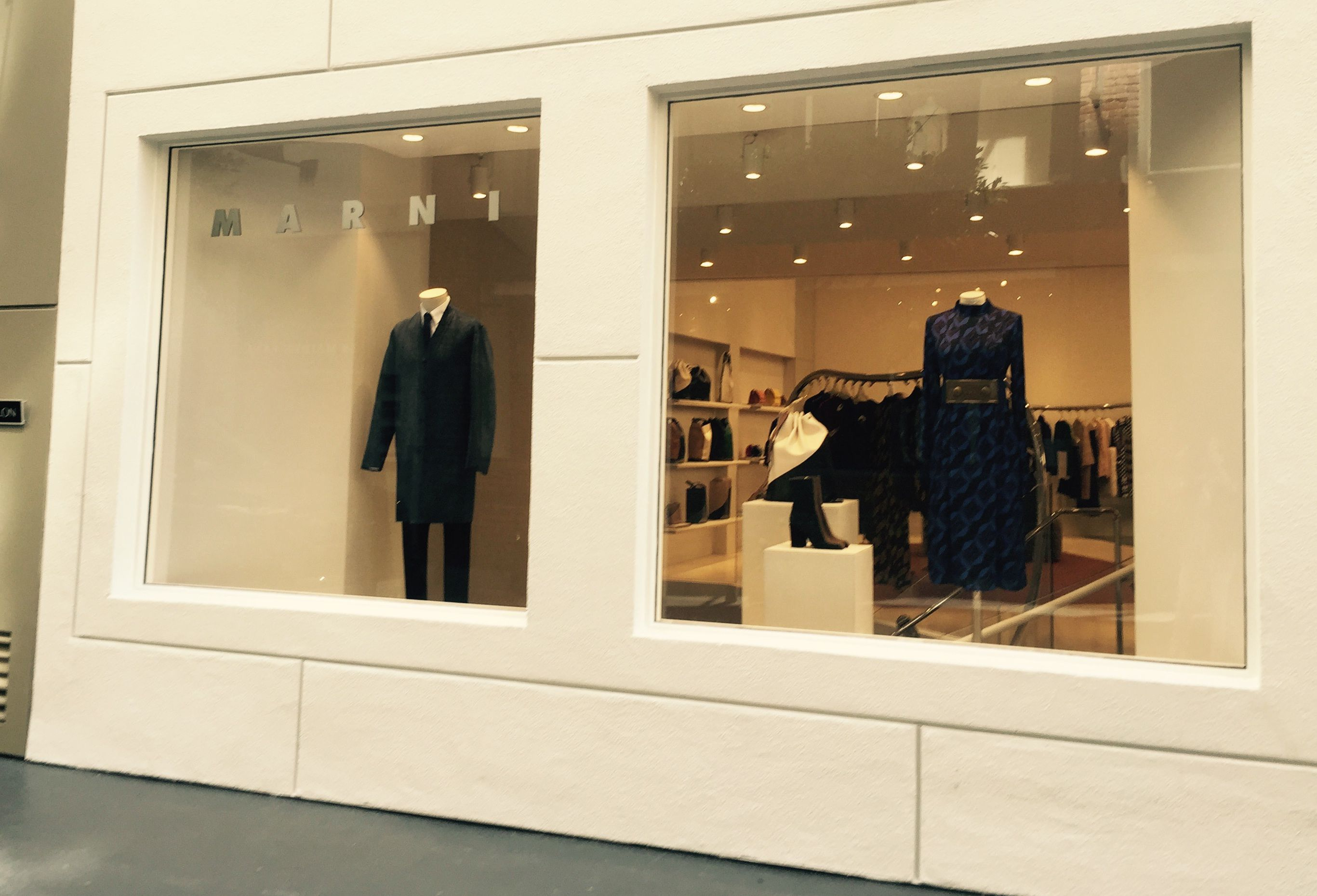 The marni boutique on maiden lane is open for biz racked sf for 77 maiden lane salon
