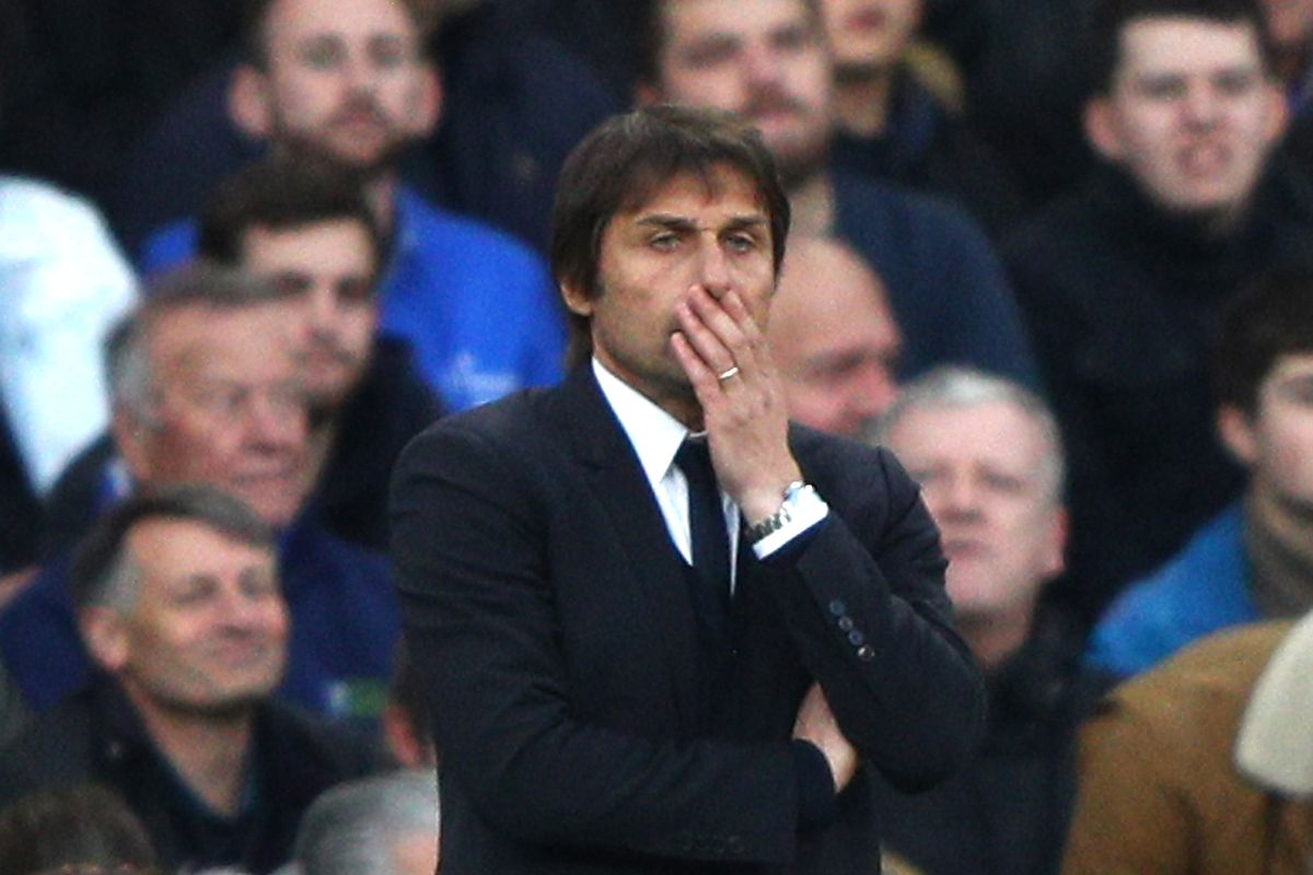 Courtois: Title Win Under Conte Would Top 2015
