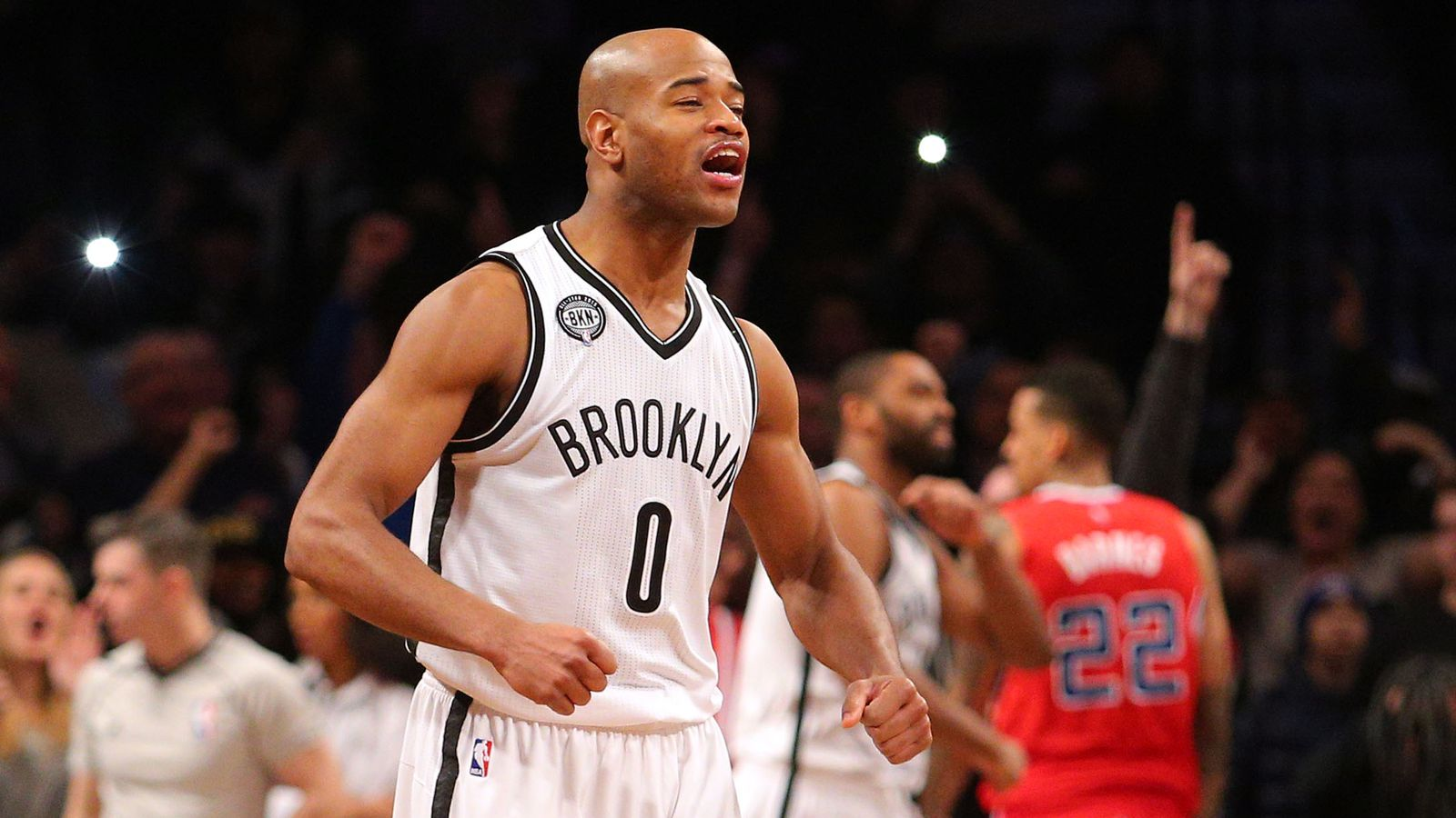 Jack in the box... and it's good! nets defeat west's best, 110 108 ...