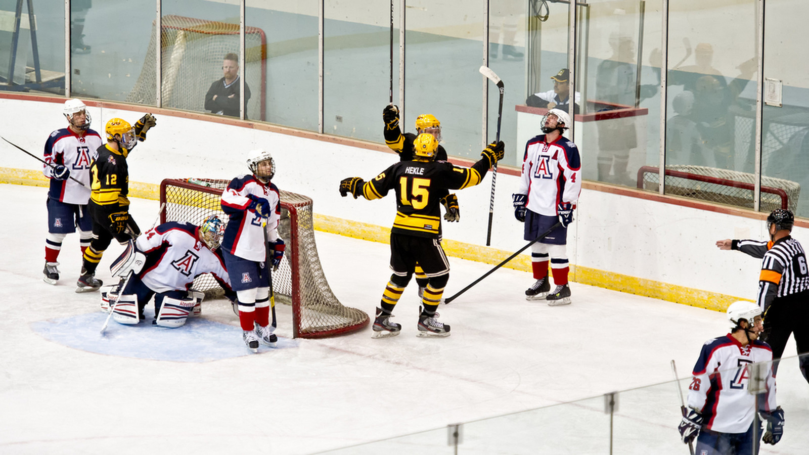 ASU Hockey: 28 Reasons to Come Watch the Sun Devils vs. the Arizona Wildcats This Weekend ...