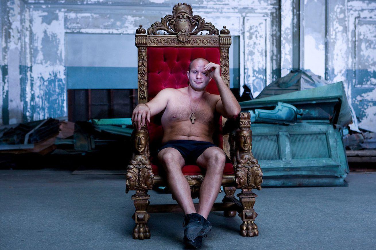 Countdown to Bellator 172: Fedor Emelianenko, The G.O.A.T. debuts on Spike tonight